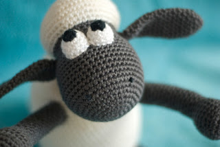 Shaun The Sheep Amigurimi Gratis Haakpatronen
