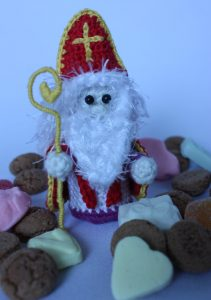 Gratis Haakpatronen Sinterklaas En Zwarte Piet