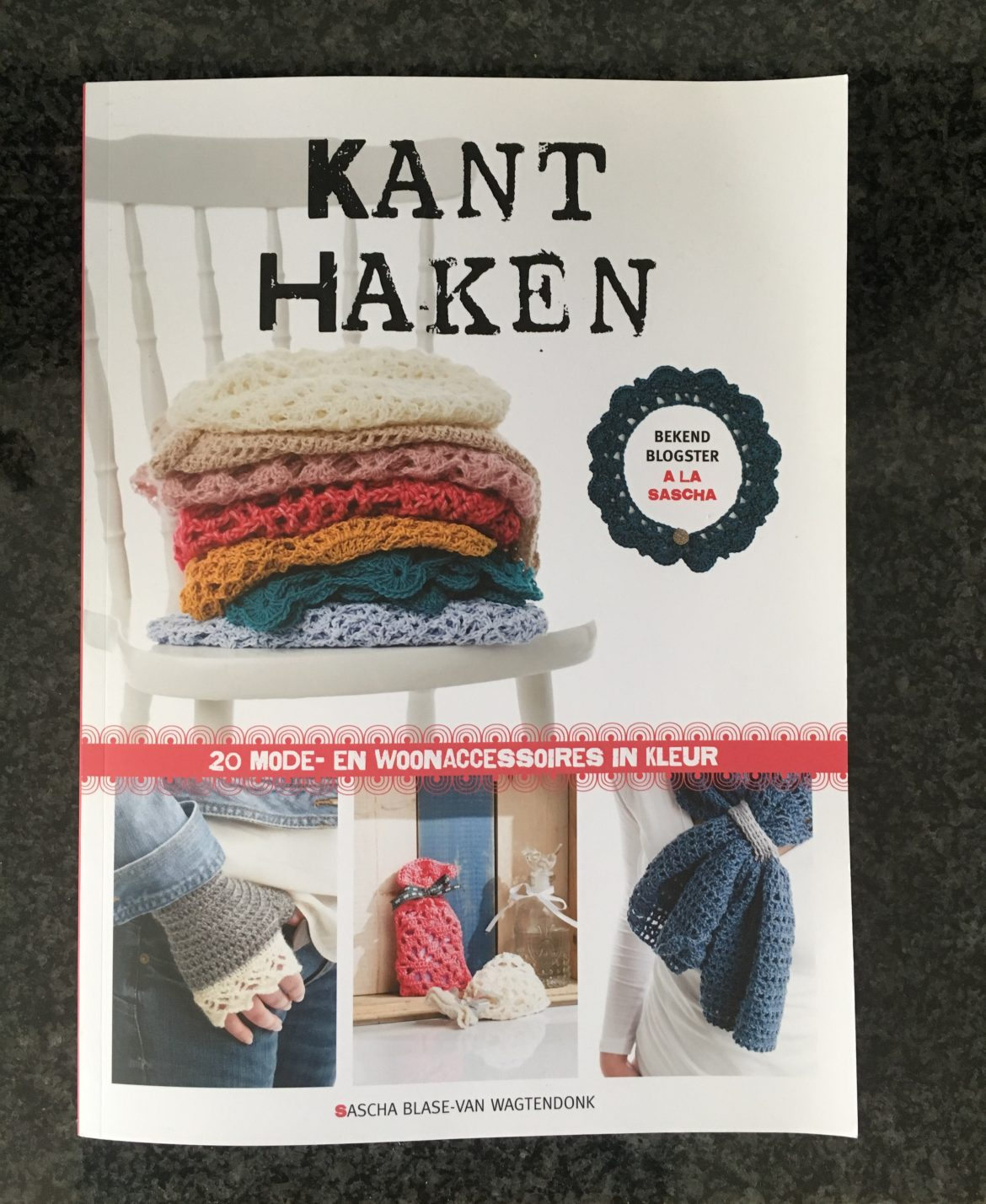 Kant Haken Door Sascha Blase Haakboek Review