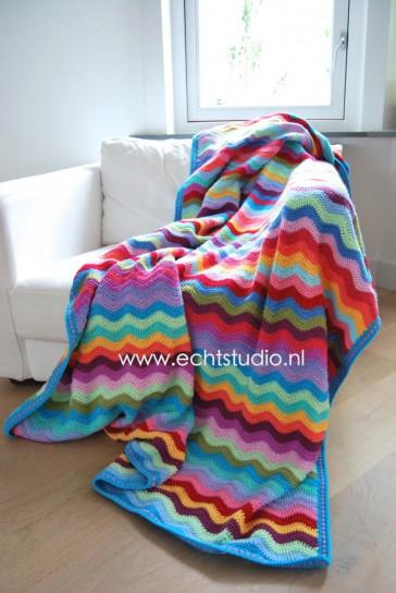 Ripple deken haken