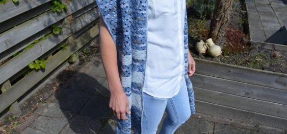 luchtige sjaal haken