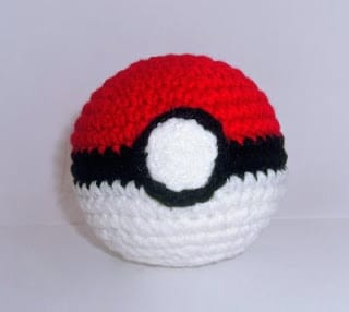 pokeball haken