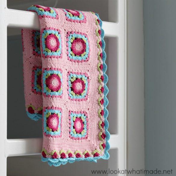 lydia blanket deken haken