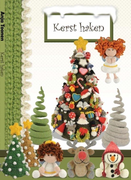haakboek kerst haken