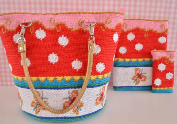 Oilily look a like zomertas haken